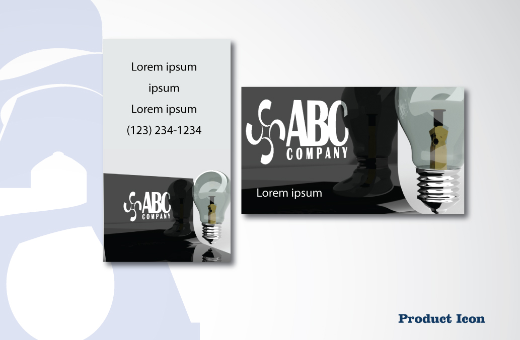 Deluxe Business Card Design