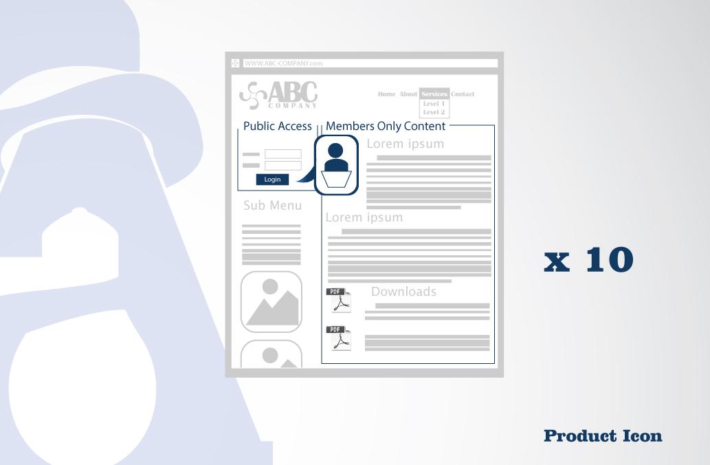 Simple Client Portal
